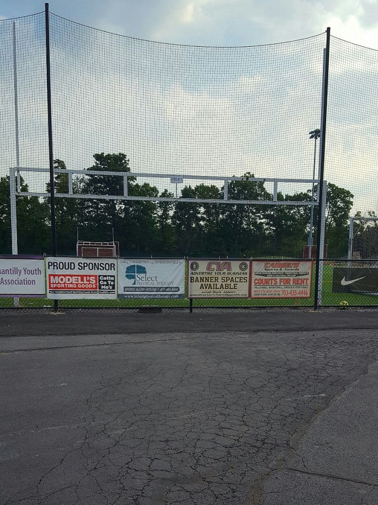 Add Your Marketing Banner to the Fence at WOG!